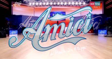 """Torna la striscia quotidiana di """"AMICI"""" – Dal 20 SETTEMBRE, dal LUNEDI' al VENERDI', alle ORE 16.10"""