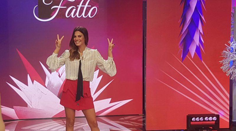 Bianca Guaccero è la nuova padrona di casa di Detto Fatto ...
