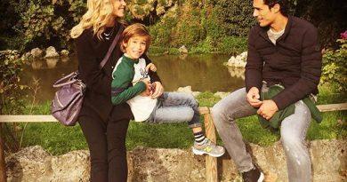 Elena Santarelli: IT'S A WONDERFUL DAY: mio figlio Giacomo è guarito!