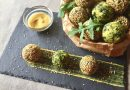Polpette di miglio, rucola e pepe verde | Vegan | Gluten free| Filippo Prime