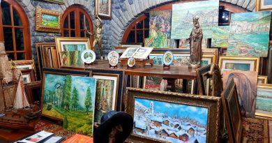 AMA: Antonio Marano Arte | Nasce la pagina dedicata al pittore ligure
