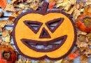 Halloween cake, crostata con crema ai cachi   Vegan   Filippo Prime
