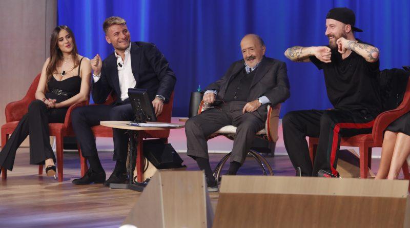 Nicola Zingaretti tra gli ospiti del MAURIZIO COSTANZO SHOW del 20 Novembre