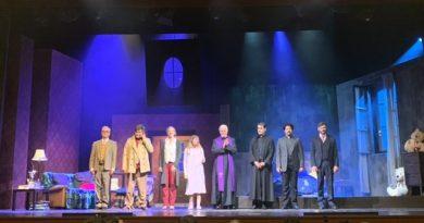 Al Teatro Nuovo di Milano L'ESORCISTA   Assolutamente da NON PERDERE!!