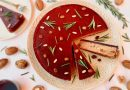 Castagnaccio con gelée al fragolino rosso | Vegan | Filippo Prime