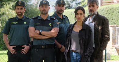 La caccia. Monteperdido   La nuova serie con Megan Montaer da stasera su Canale 5