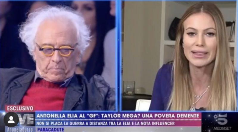 Lo sfogo di Taylor Mega contro LIVE NON È LA D'URSO, Barbara d'Urso e gli autori! VIDEO CHOC