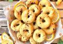 Ciambelline al limoncello | Vegan | Filippo Prime
