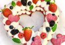 Cream tart con frolla ai lamponi per San Valentino | Vegan | Filippo Prime