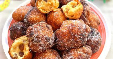 Frittelle veneziane di carnevale | Vegan | Filippo Prime