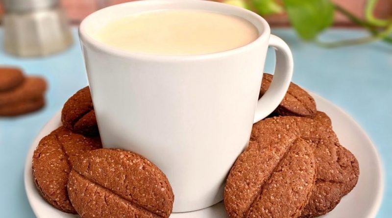 Frollini al caffè | Vegan | Filippo Prime