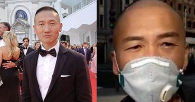 """La testimonianza dell'attore Yoon C. Joyce """"bloccato"""" a Madrid per l'emergenza Coronavirus! TESTIMONIANZA VIDEO ESCLUSIVA"""