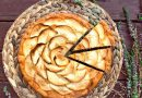 Torta di mele e camomilla | Vegan | Filippo Prime