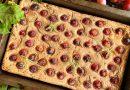 Focaccia integrale con uva e rosmarino | Vegan | Filippo Prime