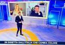 Adriana Volpe e Alessio Viola conducono da casa OGNI MATTINA vista la positività di Ciacci al COVID