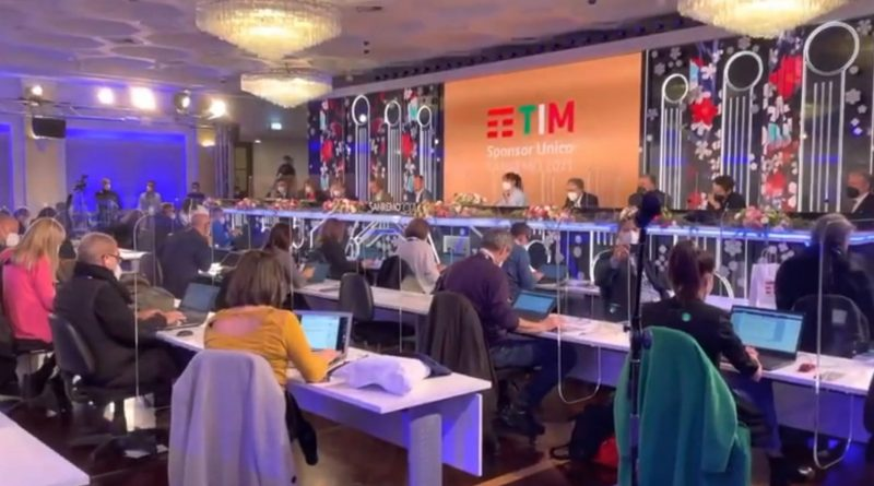 Conferenza Stampa Sanremo 2021 | 1 Marzo 2021 | Tutte le novità…