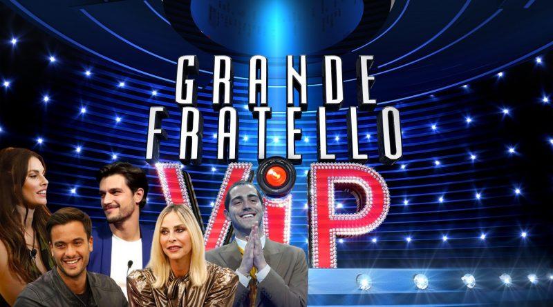 GRANDE FRATELLO VIP: QUESTA SERA LA FINALE. Chi vincerà tra Dayane, Pierpaolo, Tommaso, Stefania e Andrea?