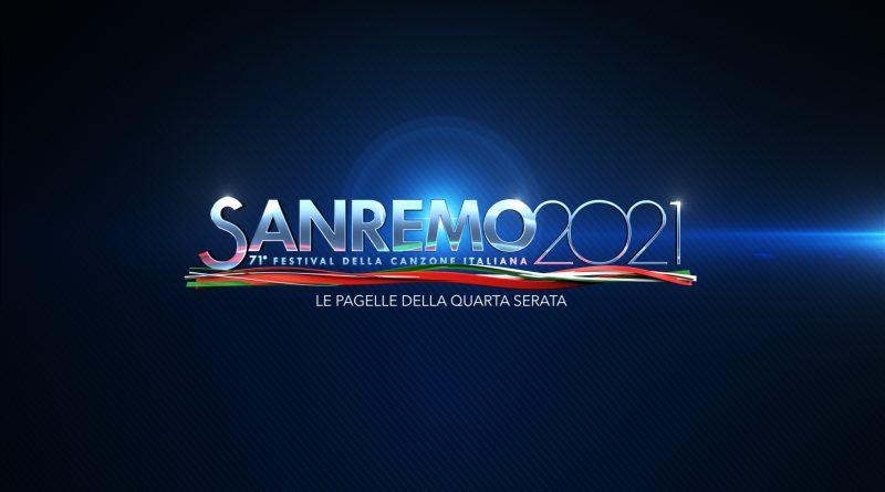 Festival di Sanremo 2021: le pagelle della quarta serata