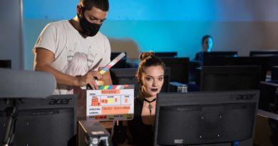 Klaudia Pepa debutta come attrice in un thriller mozzafiato – REVERSE di Mauro John Capece