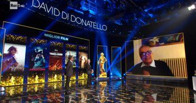 """I David di Donatello celebrano il ritorno del """"meraviglioso mondo del Cinema Italiano"""""""