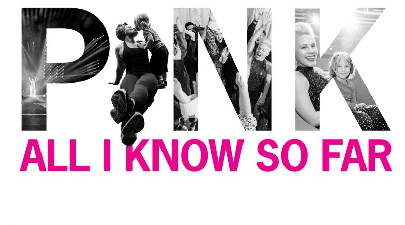 "P!NK, ""All I Know So Far: Setlist"" 