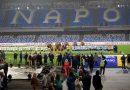 """La serata di beneficenza con """"Una notte per Diego"""" a Napoli, calcio e spettacolo con """"La partita del Sud"""""""