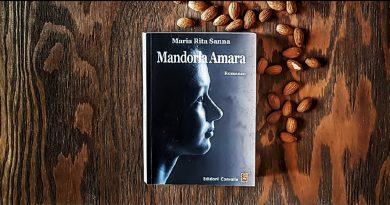 """Mandorla amara"" di Maria Rita Sanna   RECENSIONE"